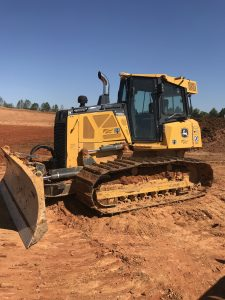 grading and excavation north carolina